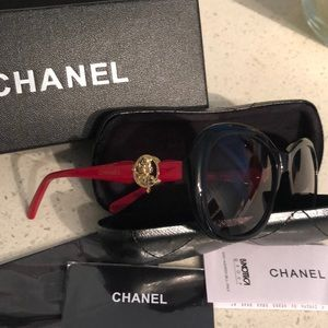 NWT Chanel new collection sunglasses